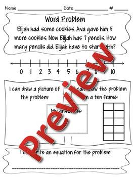 Addition, Subtraction Word Problems