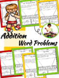 First Grade Addition and Subtraction Word Problems (Numbers Within 10 )