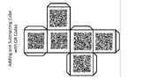 Addition Subtraction Word Problems QR Code