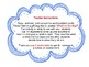 Addition & Subtraction Word Problems--Whole Group Activity