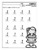 Addition & Subtraction Worksheet Set (Sept. & Oct. Theme)