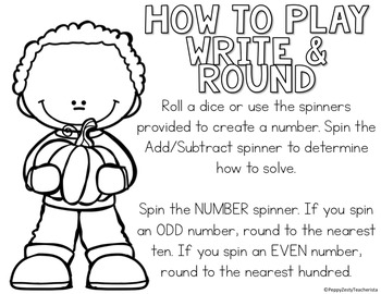 Addition & Subtraction Write on Wipe off Math Center Game