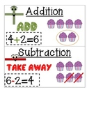 Addition, Subtraction and Estimating Vocabulary **TEKS Aligned