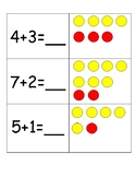 Addition/Subtraction card sort