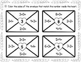 Addition/Subtraction match