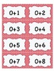 Addition & Subtraction to 10 Math Mat