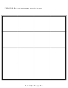 Addition & Subtraction to 20 - Active Practice Bundle - Square Jigsaw Puzzles