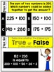 Addition & Subtraction within 1000 - 2nd Grade Math Flip and Go Cards