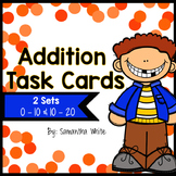 Addition Task Cards {2 Sets}
