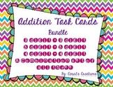 Addition Task Cards- BUNDLE