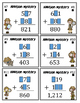 Multi-Digit Addition Task Cards - Differentiated Challenge