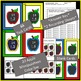 Addition Task Cards - Sums 11 to 20 - Apple Chalkboard Theme