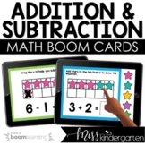Addition Boom Cards™ for Distance Learning