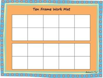 Addition - Ten Frame