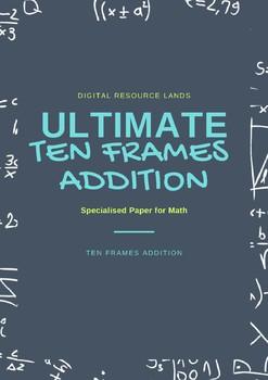 Addition - Tens Frames