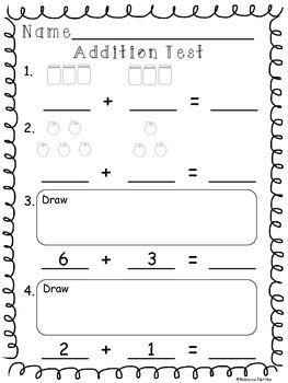 Addition Test