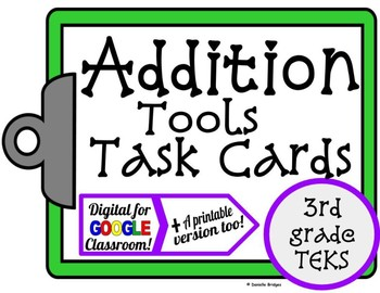 image about Printable Tools named Addition Equipment Endeavor Playing cards: Electronic PRINTABLE