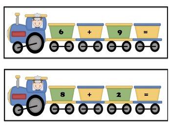 Addition Train