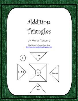 Addition Triangles