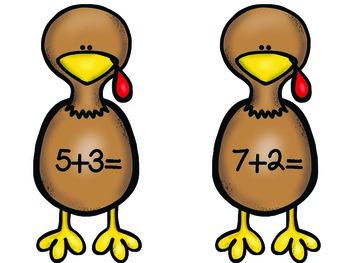 Addition Turkey Facts