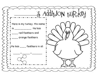 Addition Turkeys