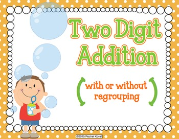 Addition- Two Digit Addition