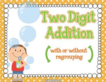 Addition- Two Digit Addition