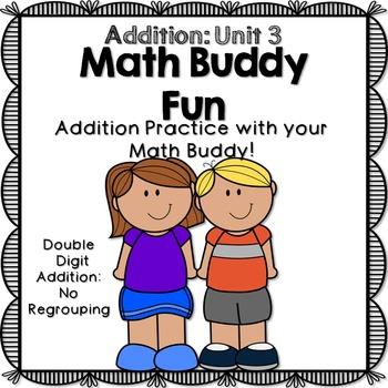 Addition Unit 3: Double Digits (No Regrouping)