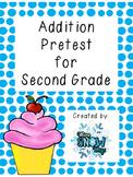 Addition Unit Pretest