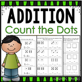 Addition Within 10 Worksheets Using Dice