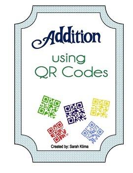 Addition Using QR Codes