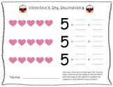 Addition- Valentine's Day Decomposing