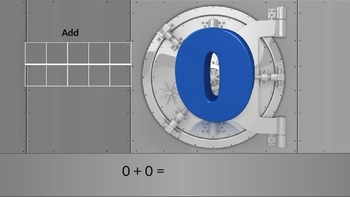 Addition Vault Using Ten Frames