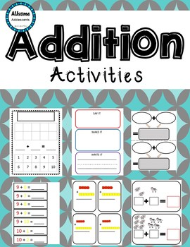 Addition Visuals
