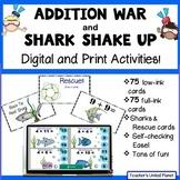 Addition Games - Addition War