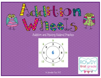 Addition Wheels