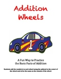 Addition Wheels - A Fun Way to Practice the Basic Facts of Addition