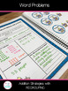 Addition With Regrouping: Interactive Notebook Activities