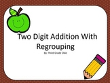 Addition With Regrouping Scoot