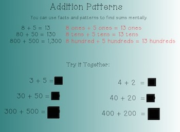 Addition With Regrouping Smart Notebook Lesson