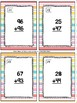 Addition With Regrouping Task Cards & Game (Summer) 2.NBT.5
