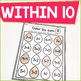 Addition Within 10 Practice Work Pages SEPTEMBER EDITION