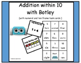 Addition Within 10 With Botley the Coding Robot