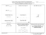 Common Core Math-Mental Math Strategies/Formative Assessme