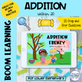 Addition Within 20 Boom Learning℠ | SPRING