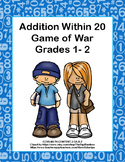 Addition Within 20-CCSS.MATH.CONTENT.2.OA.B.2-Game of War