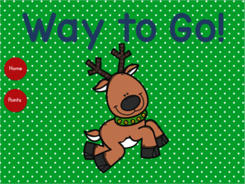 Addition Within 20 Christmas Reindeer for Google Classroom™ and Google Slides™