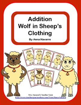 Addition Wolf in Sheep's Clothing