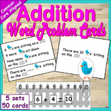 Word Problems within 10 | Word Problems Addition | First G