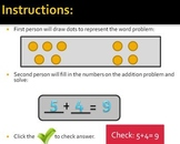 Addition Word Problem- Interactive PPT